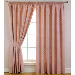 Printed Bedroom Designer Curtains
