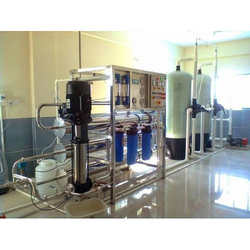 SS Industrial Reverse Osmosis Plants