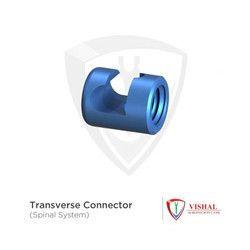 Titanium Transverse Connector