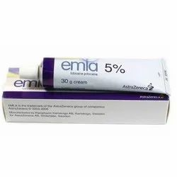 Emla 5, Packaging Size: 30 gm, Type Of Packing: Tube