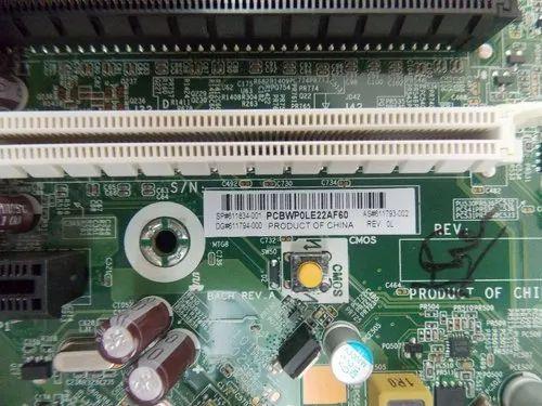 HP Elite 8200 SFF Desktop Motherboard 611834-001 611793-001