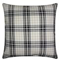 Woven Checked Cushion