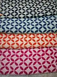 Dabu Printed Cotton kurtis Fabric