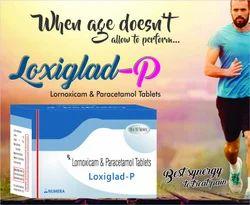 Lornoxicam & Paracetamol Tablet