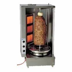 Shawarma Machine Single Rod