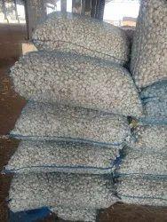 B Grade White Whole Garlic, Packaging Size: 50 Kg, Garlic Size: 32 Mm