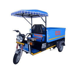 Mini Metro E Rickshaw Loader