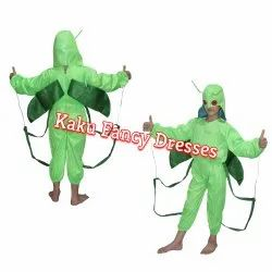 Kids Grasshopper Fancy Dress Costume