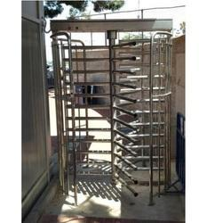 Single Lane Full Height Turnstile