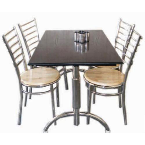 Stainless Steel Dining Table Shape Rectangular