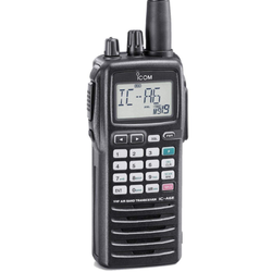 ICOM Air Band Hand Set IC-A6
