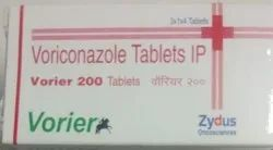 Vorier Voriconazol 200mg Tablet