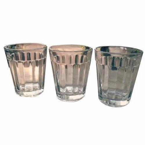 Transparent Tea Glass