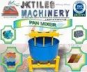 Semi-Automatic Interlocking Tile Making Machine