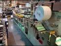 2006 Gidue 370-8color Flexo Label Press.
