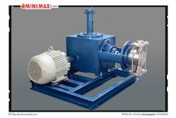 Metering Pumps for Gas Industries
