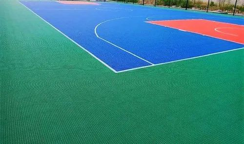 PP Tiles for Basketball Court 8 years Warranty