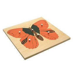 Butterfly Puzzle Board