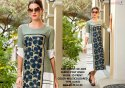 Rachna Poly Linen 3D Printed Work Zoom-3D Catalog Kurti For Women 3