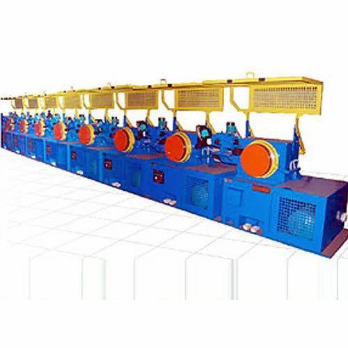 Horizontal Straight Line Machines