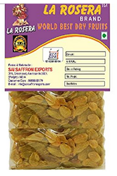 Golden La Rosera Raisins, Packaging Size: 1 Kg, Packaging Type: Packet