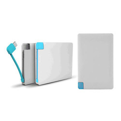 7000 mAH Credit Card Power Bank