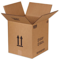 Card Board Brown Packaging Printed Corrugated Box