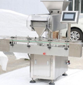 Automatic Tablet Capsule Counting And Filling Machine