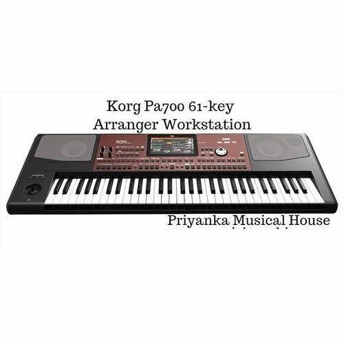 bd047794380 Professional Arranger Keyboard PA700 Korg Arranger Keyboard
