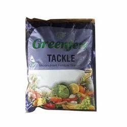 Powder Packaging Size: 1 Kg Greenfert Tackle Micronutrient Fertilizer, Target Crops: Vegetables,Fruits