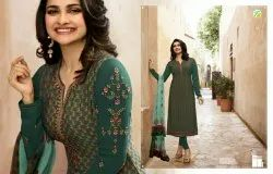 Vinay Fashion's Royal Crepe Salwar Suits