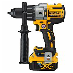 20V MAX XR Tool Connect Hammer Drill Kit