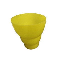 46mm Yellow Fridge Bottle Cap