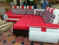 Sofa Cum bed with  corner