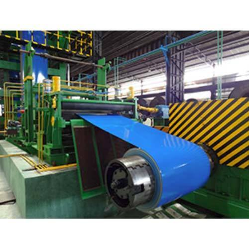 Color Coating Lines - View Specifications & Details of