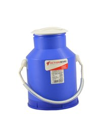 5 Ltr String Handle Plastic Milk Can