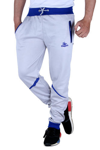 3f73f307f2 Grey-blue Finger's Men's Super Poly Track Pant, Rs 260 /piece | ID ...