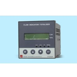 Digital Flow Indicator Totaliser, Model Name/Number: FTX55P