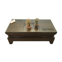 Wooden Center Table 4 X 2