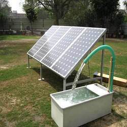 MNRE  2HP Solar Water Pump