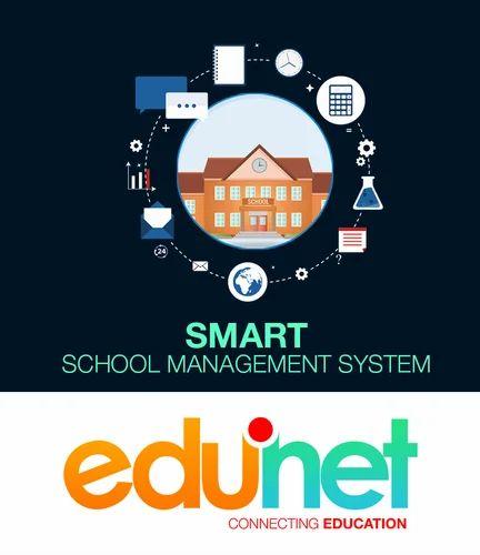 Edunet School Management System