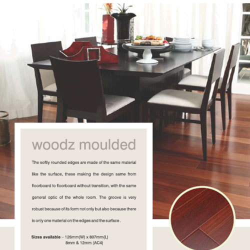 Action Tesa Woodz Moulded Flooring For Indoor Rs 13535 Square