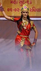Indian Classical Dance Training