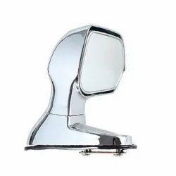 Car Bonnet Mirror with Light