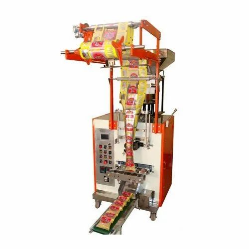 Automatic Pneumatic Namkeen Packing Machine