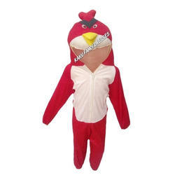 Kids Angry Bird Cartoon Costume