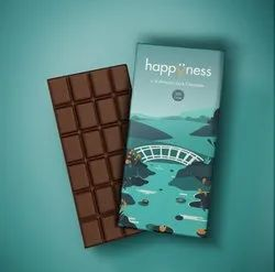 Happyness Artisanal Couverture Dark Chocolate (55% Cocoa)