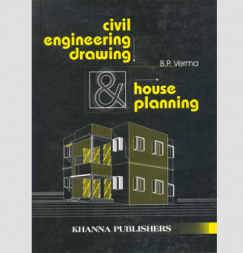 Civil Engineering Drawing And House Planning Book at Rs 199 /number ...