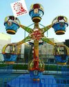 Wheel Amusement Ride