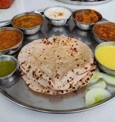 Daal Chawal Sabji 2 Roti